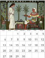 Catholic Faith Education: Calendar - November 2011 | Resources for Catholic Faith Education | Scoop.it