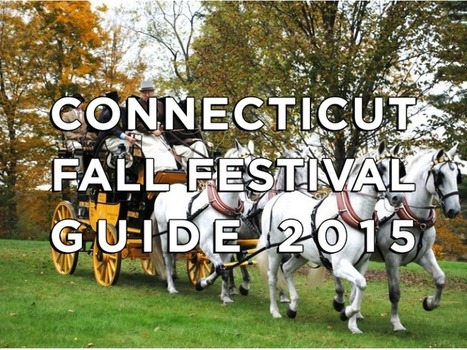 Connecticut's Fall Festival 2015 Guide   Connecticut Real Estate For Sale For Rent search MLS here   Scoop.it
