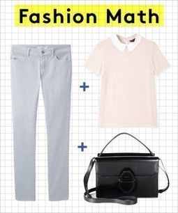 Fashion Math: The Ladylike Edition | Every Day Style Guide | Scoop.it