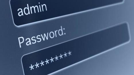Vier manieren om wachtwoorden veilig op te slaan | Onderwijs, ICT, Internet | Scoop.it