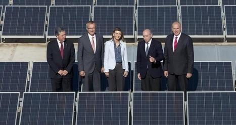 Seat inaugura la mayor planta solar de la industria del automóvil | Las Personas y el Medio Ambiente. | Scoop.it