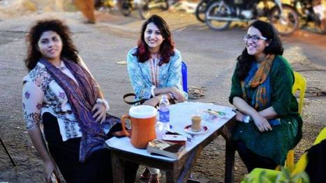 Pakistan: The All-Female Coffeeshop Movement Coming to a Boil | A Voice of Our Own | Scoop.it