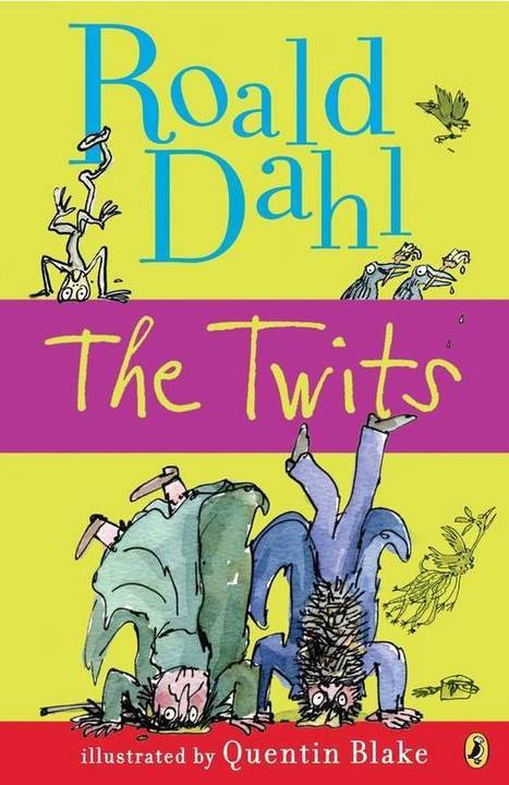 Irish Playwright Enda Walsh on bringing Roald Dahl's most savage story 'The Twits' to the stage | The Irish Literary Times | Scoop.it
