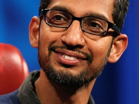 Exclusive: Google CEO Larry Page Reorgs Staff, Anoints Sundar Pichai as New Product Czar | Digital-News on Scoop.it today | Scoop.it
