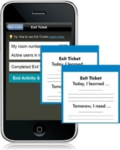 Socrative | Exit Tickets, quizzes, games, and more for student engagement | iGeneration - 21st Century Education | Scoop.it