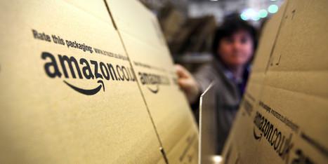 Amazon développe ses propres services de livraison | Retail Innovation | Scoop.it
