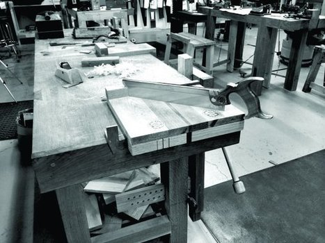 Unplugged Tools: A Maker's Journey to Revive Traditional Woodworking | Maker Stuff | Scoop.it