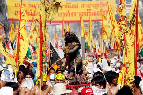 FOOD, FIREWALKING & FESTIVES AT PHUKET VEGETARIAN FESTIVAL | Asia Travel Tips | Scoop.it