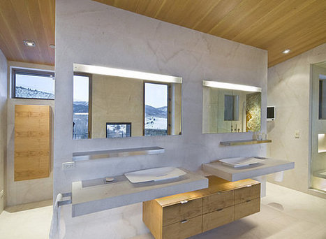 Le guide ultime de l'éclairage de la salle de bain | Econo-logis | Scoop.it