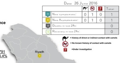 Avian Flu Diary: Saudi MOH Announces 2 New MERS Cases | MERS-CoV | Scoop.it