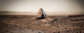 SpaceX plans to debut Red Dragon with 2018 Mars mission | NASASpaceFlight.com | The NewSpace Daily | Scoop.it