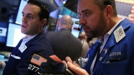 Stocks fall over fear of government shutdown and debt ceiling showdown | anonymous activist | Scoop.it