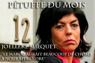 Pétuffes du mois exæquo... Milquet & Fabius   activism   Scoop.it