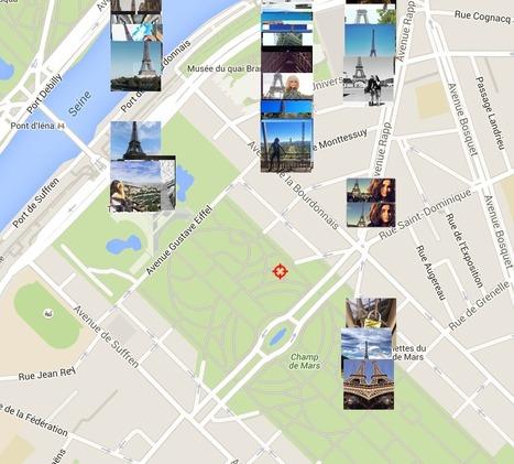 Avec Instmap, découvrez qui utilise Instagram autour de vous | Time to Learn | Scoop.it