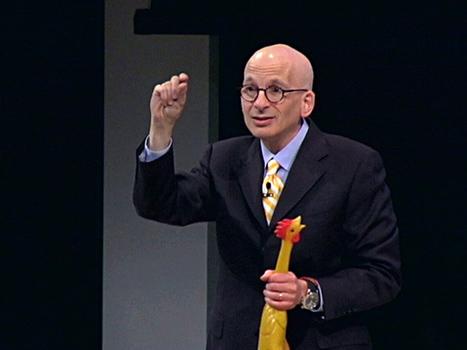 Seth Godin: Quieting the Lizard Brain | Entrepreneurs | Scoop.it