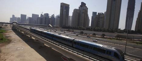 Dubai plans Hyperloop trains that will be faster than Planes | What's new | Scoop.it