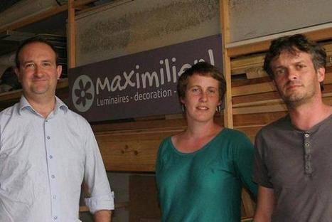 Pays de la Loire. Dons en ligne pour créateurs de petite entreprise | Ouest France Entreprises | stratégie marketing des PME | Scoop.it