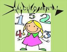 Juegos de cálculo mental | SI QUIERES APRENDER . . .ENSEÑA | Scoop.it