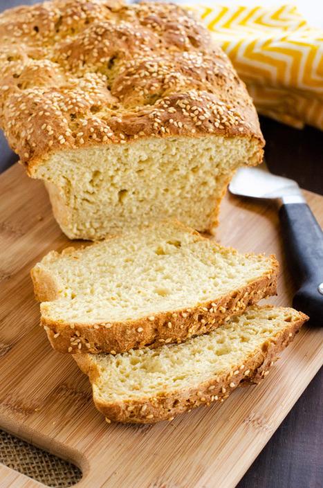 Gluten Free Quinoa Bread - Cooking Quinoa   Mincir Autrement   Scoop.it