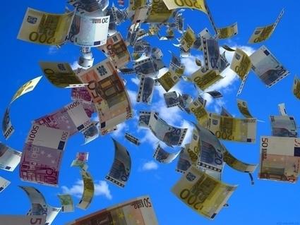 Les banques bloquent l'économie mondiale: il est temps de transférer l'argent directement aux citoyens | Theo Bcn | Scoop.it