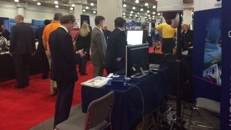 Inside the Mildly Dystopic World of a Manhattan Security and Surveillance Expo | VICE | United States | Gentlemachines | Scoop.it