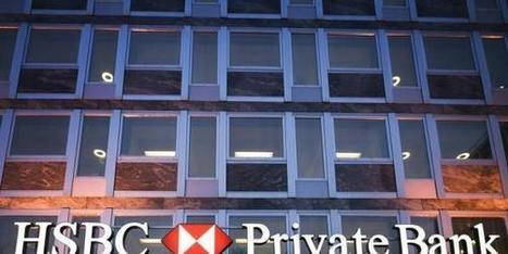 Évasion fiscale à grande échelle chez HSBC en Suisse | Bankster | Scoop.it
