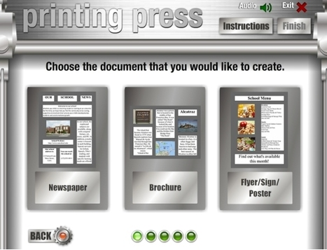 Printing Press | EFL - Useful Sites | Scoop.it