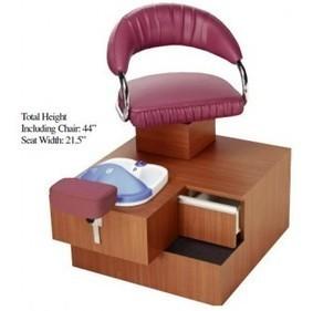 Spa Pedicure Chairs | salon furniture | Scoop.it