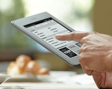 Amazon: UK now buying more e-books than print books | ZDNet | iPad & Literacy | Scoop.it