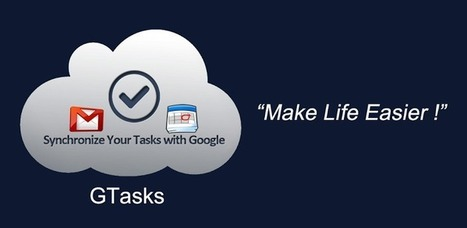 GTasks: To Do List & Task List - Applications Android sur Google Play | Jey's corner | Scoop.it