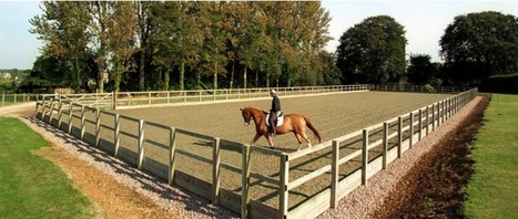 Most Common Mistakes When Building An Outdoor Equestrian Arena | Martin Collins | all things horsey | Scoop.it