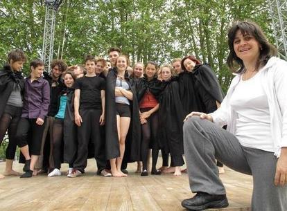 Un parfum de sang à l'école de cirque | Chatellerault, secouez-moi, secouez-moi! | Scoop.it