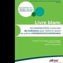 Un guide sur l'éco-responsabilité publié par l'Afnor   Ardesi - Développement durable   Scoop.it