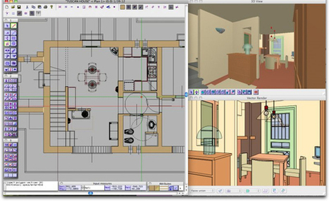 Domus.Cad is a useful cad program for stunning architectural 3d design | BIM Forum | Scoop.it