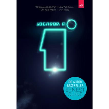 [Notícia] Nova edição de Jogador Número 1 está para ser lançada e você é quem escolhe a capa! | Leitor Cabuloso | Ficção científica literária | Scoop.it
