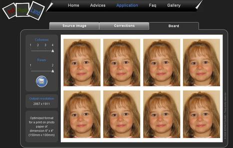Generar fotos tamaño carnet al instante y online: IdPhotoLand | Una Zona Geek | Web design and software backyard | Scoop.it