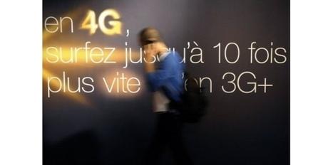 Réseau mobile 4G: Orange et SFR lancent la bataille de Paris   4G   Scoop.it