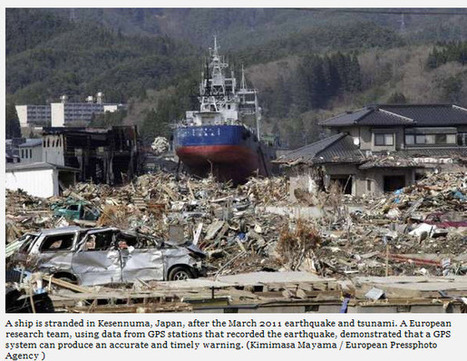 GPS Tracking System Able to Predict Post Quake Tsunami? | Real Time GPS Tracking Devices | Scoop.it