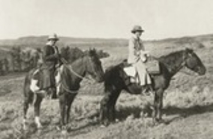 Teaching in the Rocky Mountains in 1916 | Herstory | Scoop.it