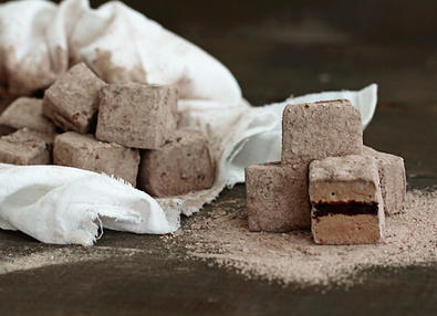 Homemade Chocolate Marshmallow Recipe | Bakers Royale | Chocolate | Scoop.it