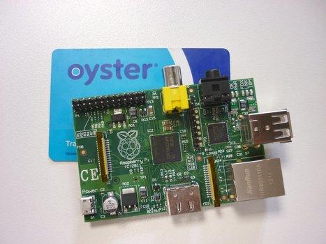 Raspberry Pi gets a board makeover - V3.co.uk | Raspberry Pi | Scoop.it
