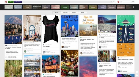 8 Ways to Increase Your Exposure on Pinterest | Simply Measured | Extreme Social | Scoop.it