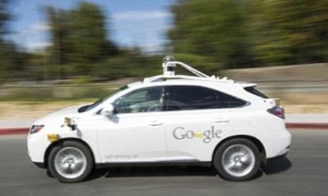 Google's self-driving car has ANOTHER crash | California Car Accident and Injury Attorney News | Scoop.it
