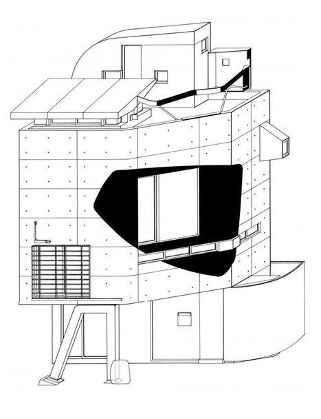 Bolles + Wilson's Suzuki House (Tokyo, 1990-93) – – SOCKS | The Architecture of the City | Scoop.it