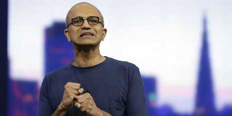 LIVE: Microsoft Delivers Slight Beat On Revenue, Misses On Earnings (Blame Nokia!), Stock Does Nothing | The Cloud | Scoop.it