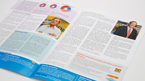 How Newsletters Can Help Fill Your Business with Clients   Desktop Publishing and Graphics Design   Scoop.it