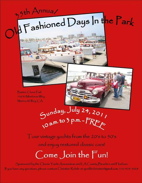 """Next Weekend The Classic Yacht Association Presents – """"Old ...   1950's   Scoop.it"""