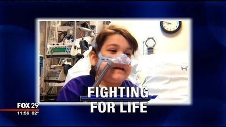 Parents of dying 10-year-old girl challenge organ donor rule blocking her from lung transplant   HELP TUCKER BREATHE   Scoop.it