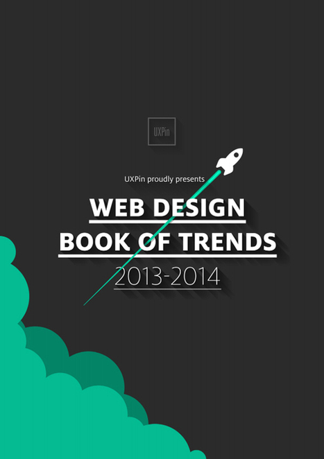 14 Informative & Free e-books for Web Designers | Webdesign - Tips & Tricks | Scoop.it