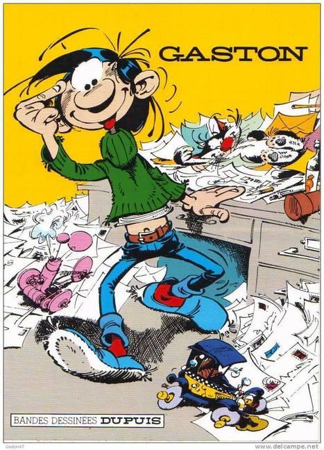 Dupuis : le Marsupilami rentre au nid et Gaston retourne à la rédaction | A propos de la bande dessinée | Scoop.it